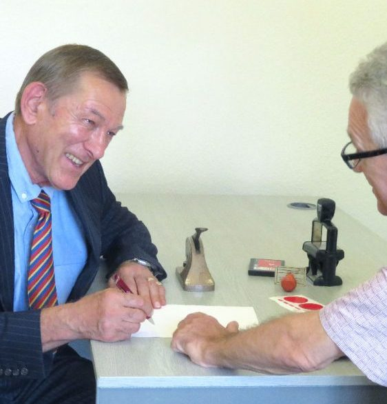 Photo of Nigel Pugh, Notary of Winchester Hampshire UK